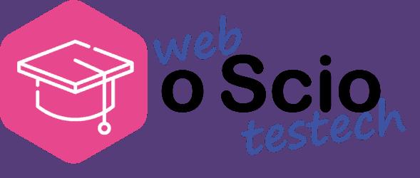 Web o Scio testech