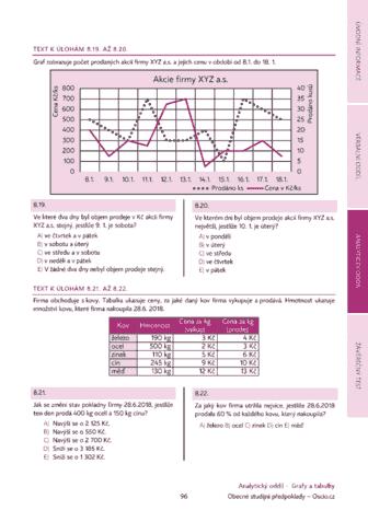 Úlohy OSP na Scio testy v učebnici