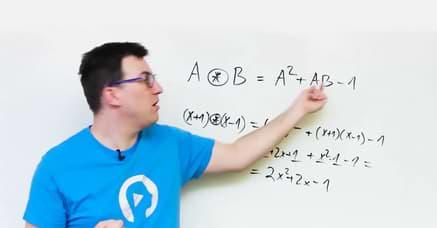 Ukázka smyšlených operací z videokurzu OSP na Scio testy
